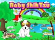 Coloring-game-and-dress-up-a-baby-dog
