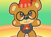 Dress-up-game-with-a-teddy-bear