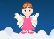 Nustatyti-su-baby-angel-dress
